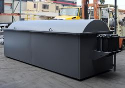 Steel Containment Basins
